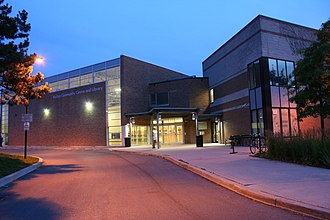 Malton, Mississauga - Malton Community Centre and Library