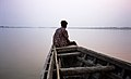 Man at prow of boat, Bangladesh.jpg