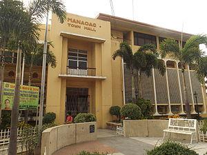 Manaoag, Pangasinan - Image: Manaoag Town Hall