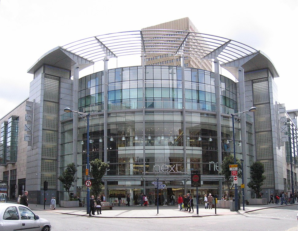 Manchester Arndale Corporation Street Withy Grove