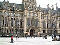 Manchester Town Hall, Albert Square - geograph.org.uk - 1767018.jpg