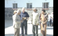 Mandela presents Clinton with quarried rock 05.png