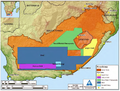 Map Showing Operator Permits in the Karoo Basin, South Africa.png