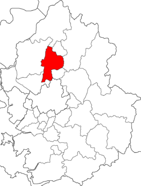 Location of Yangju