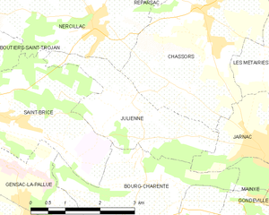Map commune FR insee code 16174.png