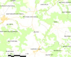 Map commune FR insee code 24009.png