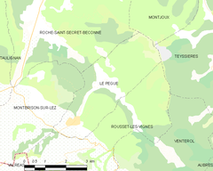 Map commune FR insee code 26226.png