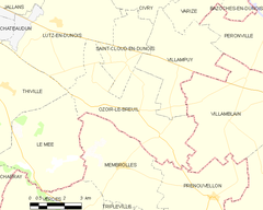 Map commune FR insee code 28295.png