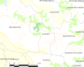 Map commune FR insee code 32111.png
