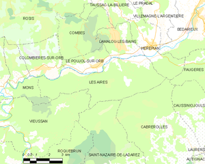 Map commune FR insee code 34008.png