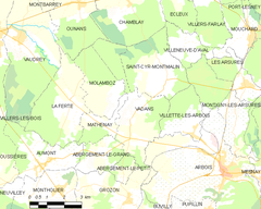 Map commune FR insee code 39539.png