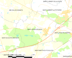Map commune FR insee code 49298.png