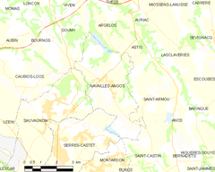 Map commune FR insee code 64415.png