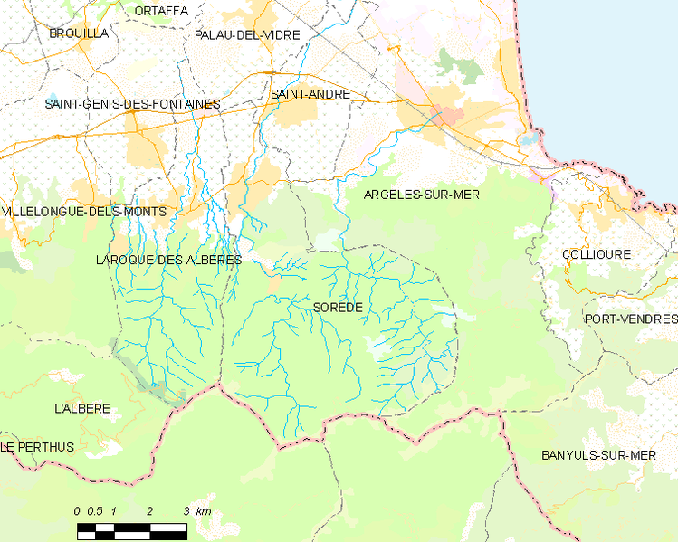 File:Map commune FR insee code 66196.png