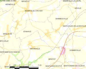 Map commune FR insee code 76250.png