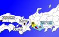Map of 16th-century Japan Ukrainian.png