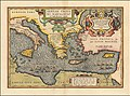 Map of the Central and Eastern Mediterranean Sea, showing Aeneas' journeys.jpg