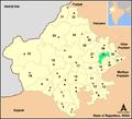 Map rajasthan dist num blank (Дауса).PNG