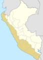 Mapa de los lugares donde ataca la sequia en el peru.png