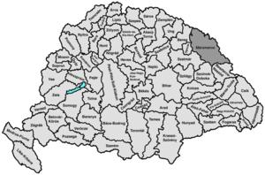 Máramaros County - Image: Maramaros