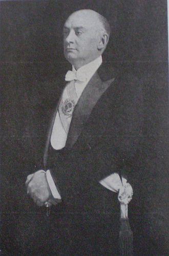 Argentine general election, 1922 - Image: Marcelo T de Alvear