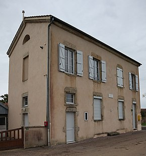 Marcigny-sous-Thil (21) Mairie.jpg