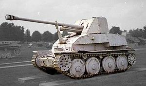 Marder III - Image: Marder III Aberdeen.0004sryz.1