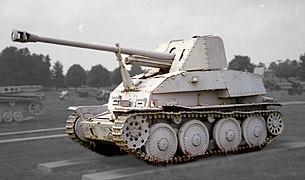 Marder I, II and III tank destroyer | World War Photos