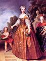 Maria Lescynska; Queen of France- François Stiémart.jpg