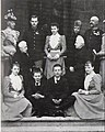 Marie, Queen Dowager of Hanover with her family.jpg