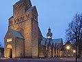Mariendom in Hildesheim Südwestansicht.jpg