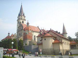 Aloysius Stepinac - Our Lady of Marija Bistrica, where Pope John Paul II beatified Stepinac before 500,000 Croatians