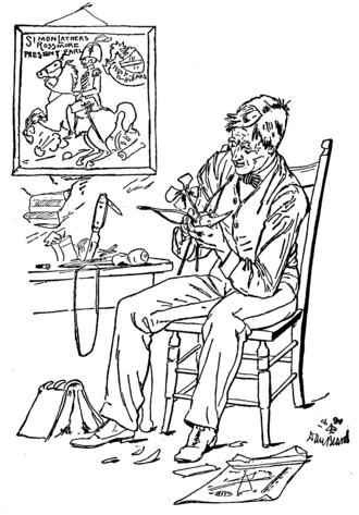 The American Claimant - Image: Mark Twain The American Claimant 1896 2
