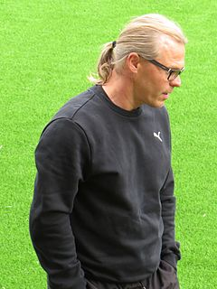 Marko Rajamäki Finnish football manager and former player