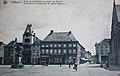 Markt, Zottegem (historische prentbriefkaart) 10.jpg
