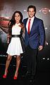 Marni Little, Dan Ewing (Man Of Steel red carpet movie premiere, Sydney).jpg