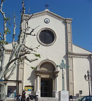 Église Saint Roch, Marseille - Église Saint Roch