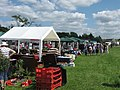Marsworth Steam Rally - Charity Stalls - geograph.org.uk - 1354501.jpg