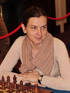 Marta Michna Woman Grandmaster chess player