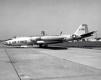 Martin EB-57A Canberra side view (originally RB-57A SN 52-1461) 061026-F-1234P-008.jpg