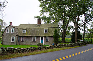 Martin House and Farm building in Massachusetts, United States