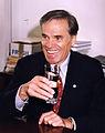 Martin Rodbell in Seville, Spain, November 1995.jpg