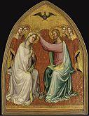 Martino di Bartolomeo. Coronation of the Virgin