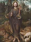 Master of the Mansi Magdalene - Salvator Mundi in a Landscape (Philadelphia Museum of Art).jpg