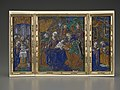 Master of the Orléans Triptych - Triptych, Circumcision, Epiphany, Nativity - 57.40 - Indianapolis Museum of Art.jpg