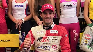 Matías Rossi Argentine racing driver