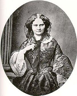 Mathilde, Hessen und bei Rhein, Großherzogin