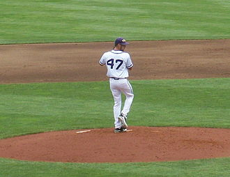 TCU Horned Frogs baseball - Matt Purke pitched the first game of the 2010 College World Series for the Horned Frogs.