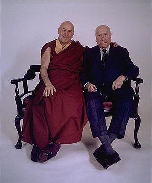 Jean-François Revel - Revel with his son in 1999.