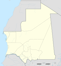 NDB is located in Mauritania